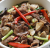 Fried Meat with Oyster Sauce