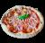 Pizza Prosciutto 32cm