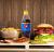 Polski wypas + średnie frytki + Pepsi 0.5 L