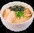 Місо суп вершковий з лососем