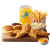 Dinner Box Crispy Strips - 5 pièces