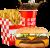 Meniu Fry Master vită