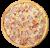 Pizza Vesuvio mała