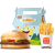 Hamburger dječji menu