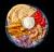 Gyros grecesc cu carnita de pui