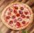 Пицца с салями (500 гр.)