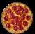 Pizza  Mafioso 40cm