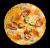 Pizza Gorgonzola & Mascarpone (petita)