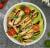 Вегетаріанський салат з Тофу і чукою (340г)