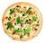 Піца Морський коктейль (560г)