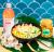 Poke gourmet alifornia menú (mediano)