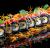 Рол Філадельфія Black з тунцем (360г)