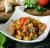 Салат с брынзой и шампиньонами