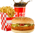 Meniu Burger Veggie