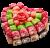Суші-торт Love Story (72шт)