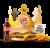 Glovo WOW: BK®  ¼ de libra con queso y acompañantes