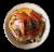 Crema de ají de gallina con lomo saltado