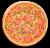 Posna pizza