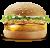 ქათმის ბურგერი დელუქსი/Chicken Barbecue Deluxe
