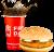 MiniDeal pui burger + suc
