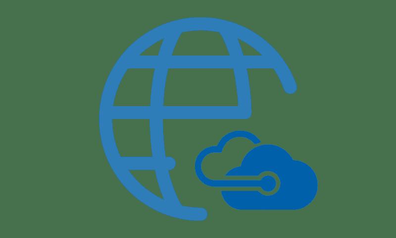 Azure Azure-Hemisphären