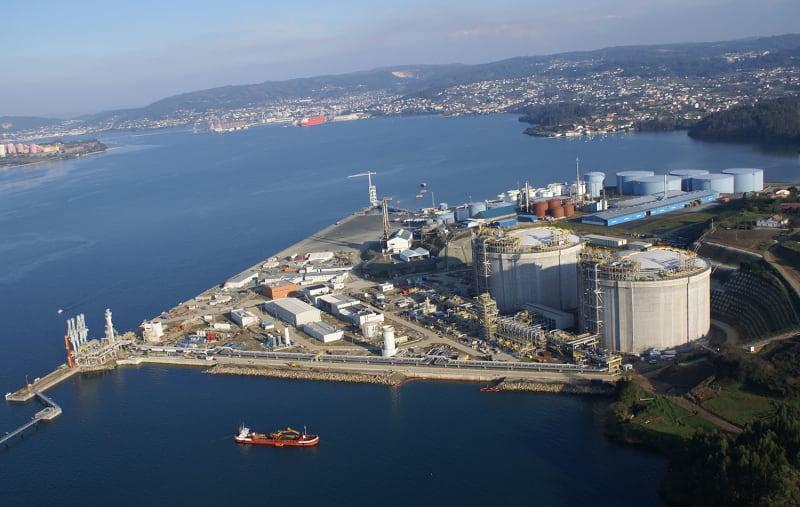 TGE Industrieanlage