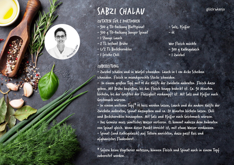 Sabzi Chalau