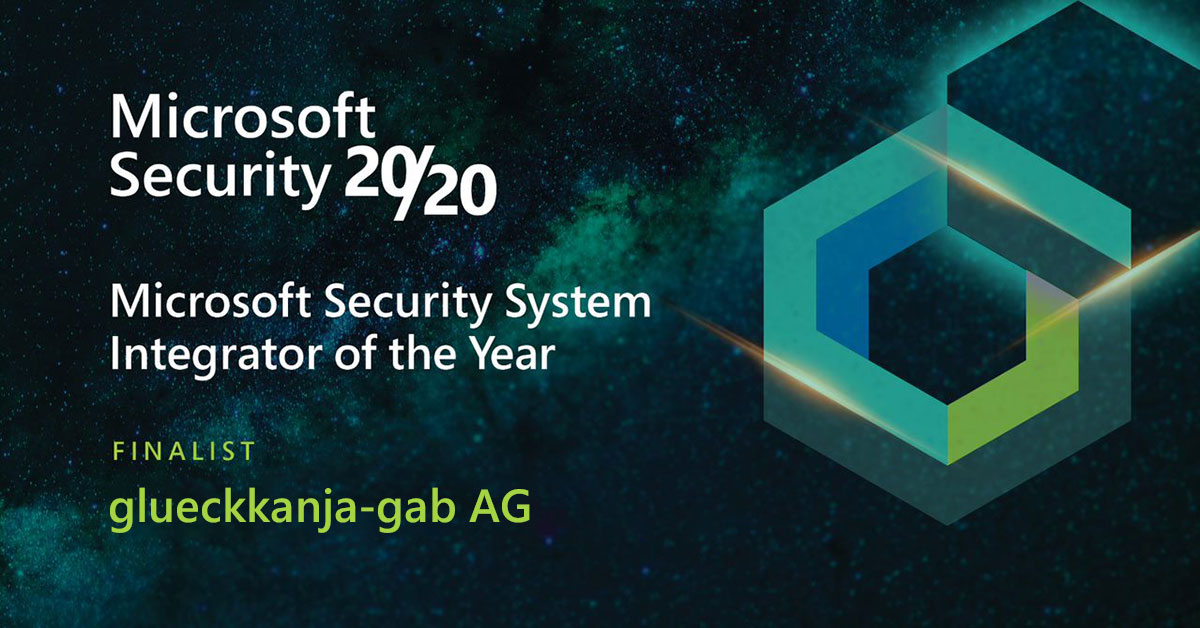 Microsoft Security System Integrator of the Year