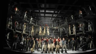 In addition, we will be screening the critically acclaimed Michael Grandage production of Billy Budd from 2010 in selected cinemas.