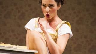 Don Pasquale, Glyndebourne Tour 2015. Norina (Eliana Pretorian). Photographer: Tristram Kenton