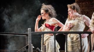 Carmen, Glyndebourne Festival 2015. Carmen (Stéphanie d'Oustrac).