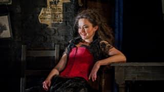 Carmen, Glyndebourne Festival 2015. Carmen (Stéphanie d'Oustrac ).
