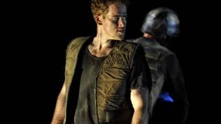 The Rape of Lucretia, Glyndebourne Festival 2015. Tarquinius (Duncan Rock).