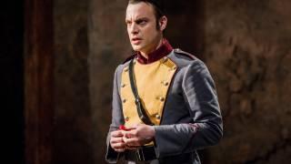 Carmen, Glyndebourne Festival 2015. Don José (Pavel Cernoch).