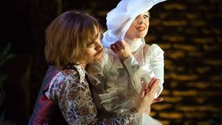 Count (Audun) and Countess (Sally Matthews), Le nozze di Figaro 2012.