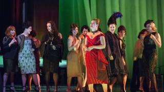La traviata, Glyndebourne Festival 2014