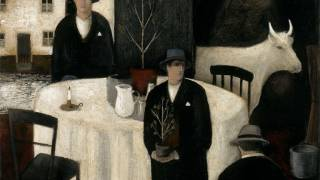 2012 – A Silent Supper by John Caple
