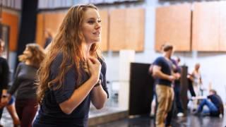 Don Giovanni Tour rehearsal