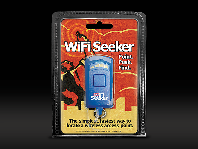 Wi fi seeker package aekjuj
