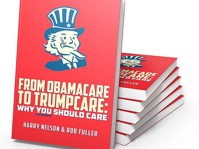 Trump care book