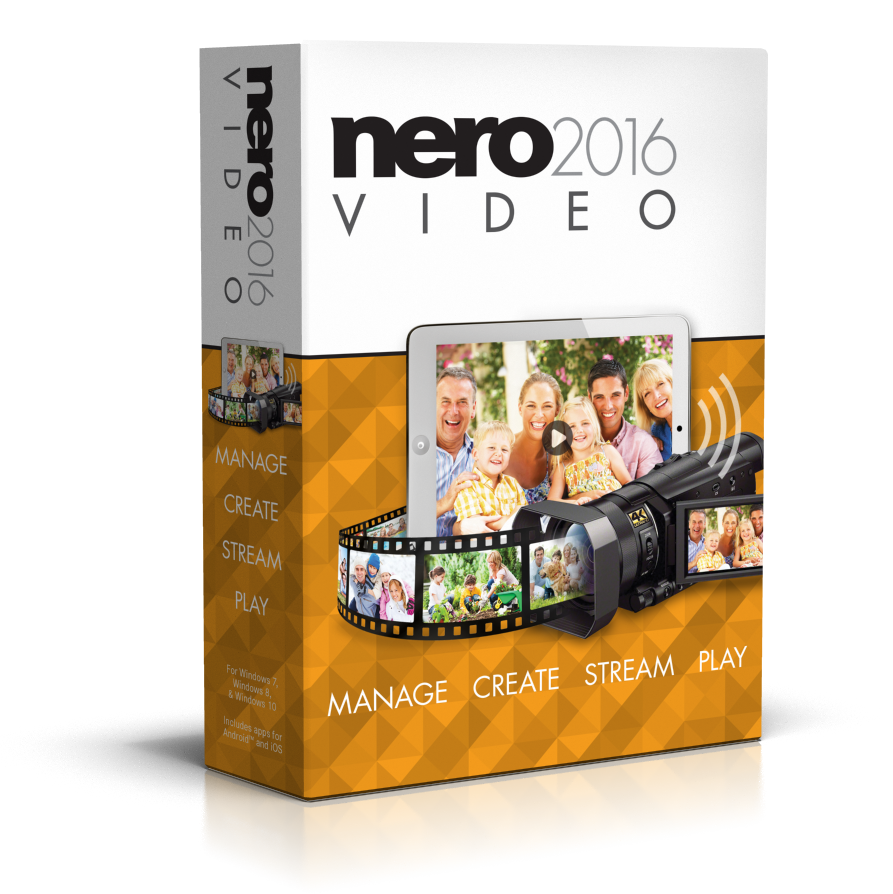Stand alone prosumer video suite packaging
