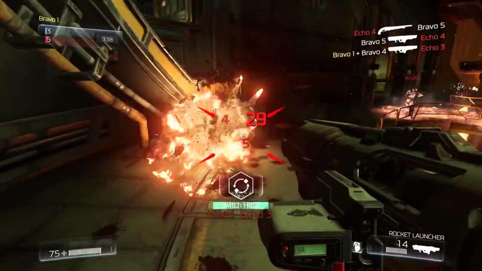 rocket launcher matchmaking