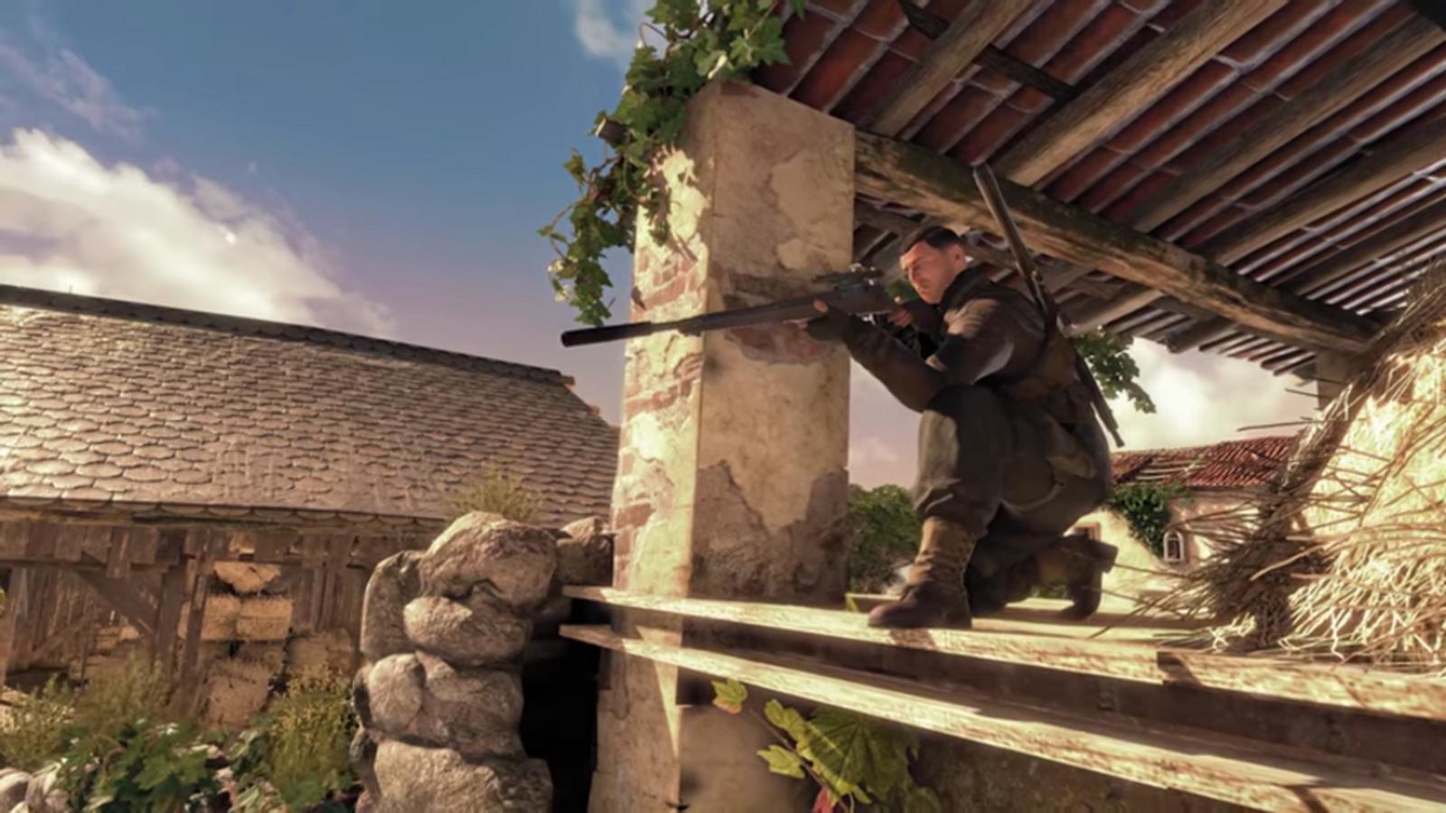 Sniper elite 4 review sniper elite 4 3 sniper elite 4 review voltagebd Images