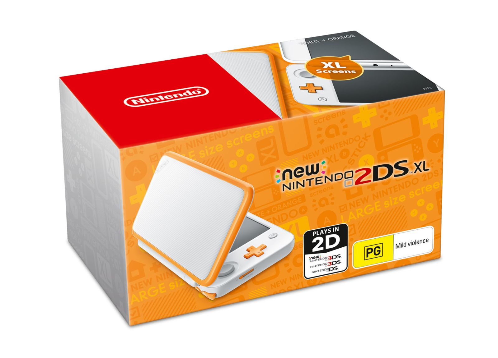 The Post Nintendo Announce The New 2ds Xl Console And New 3ds Selects Games  Appeared First On Rocket Chainsaw