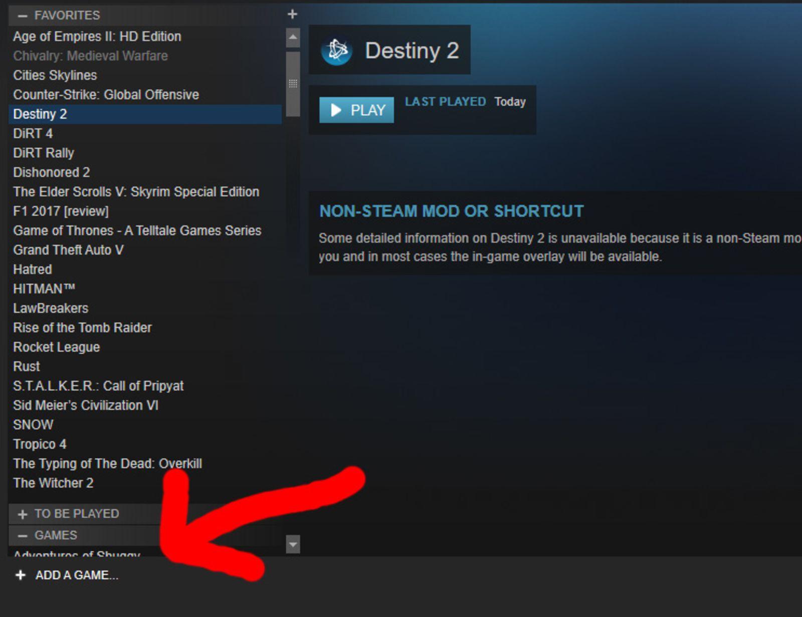 How to Play Destiny 2 Through Steam