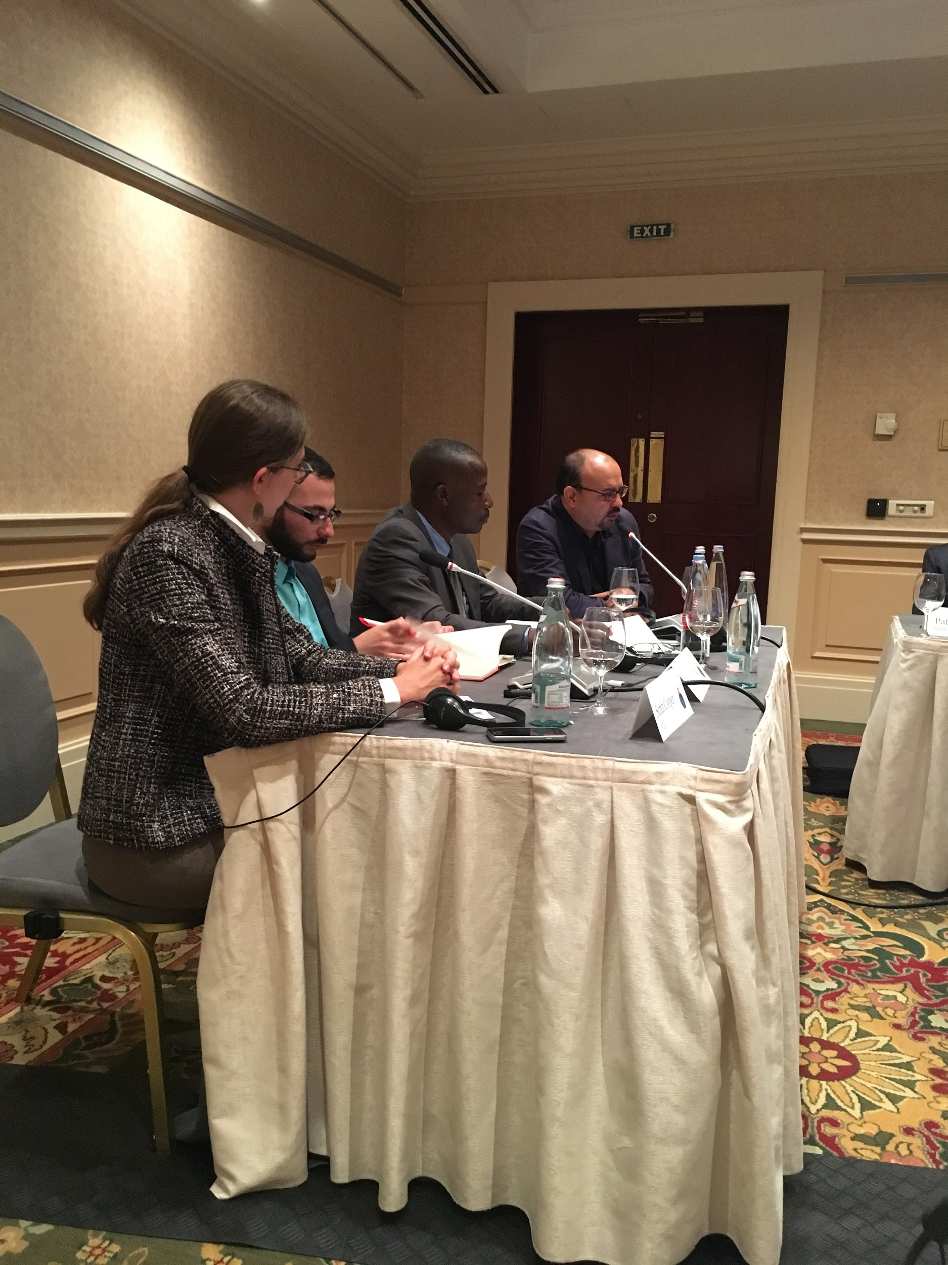 GNDEM Coordinating Committee Convenes for Fifth DoGP Implementation Meeting