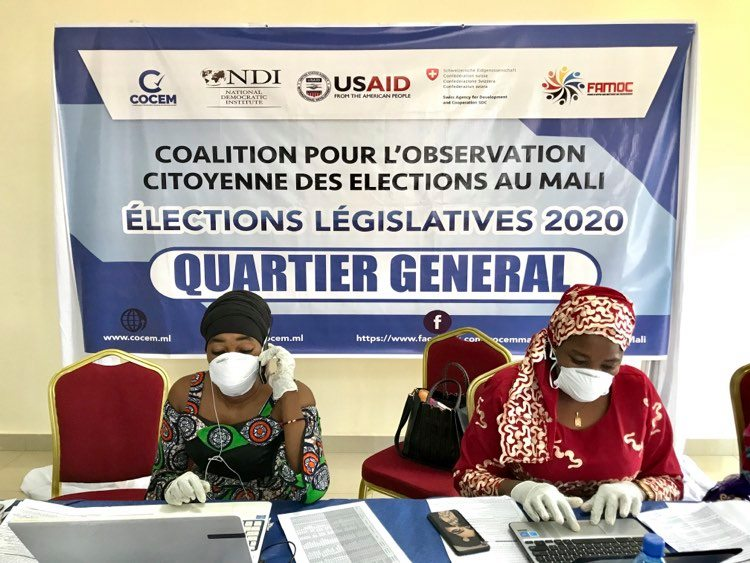 Guidance on Election Monitoring During the COVID-19 Pandemic