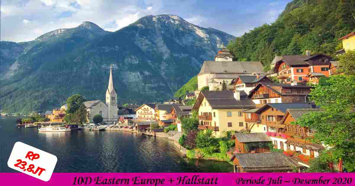 jual 10 Days Eastern Europe + Halstaat