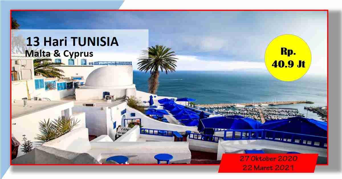 13D TUNISIA - MALTA – CYPRUS 27 Oktober 2020