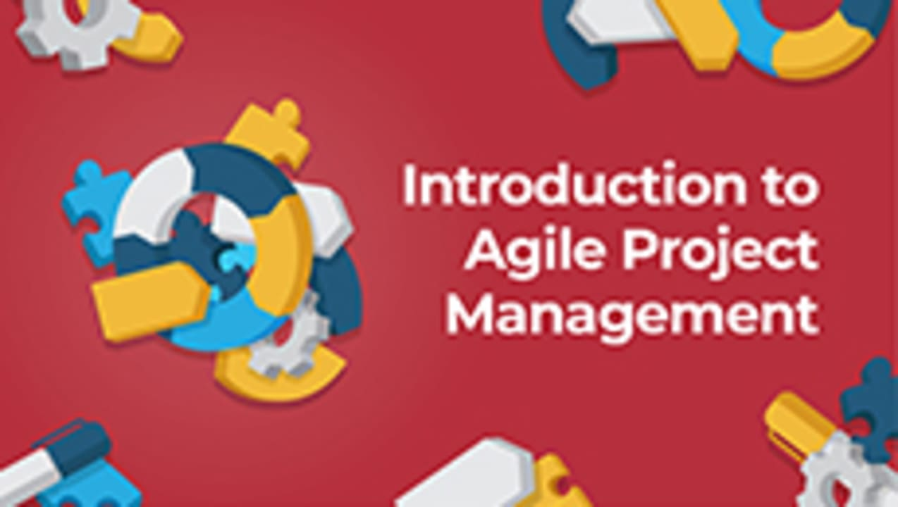 Introduction to Agile Project Management image